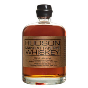 Hudson Manhattan bottle