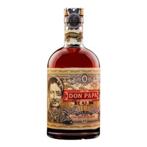 Don Papa Rum bottle