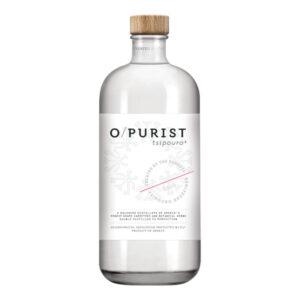 Opurist tsipouro bottle