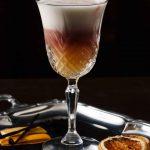 Scotch & New York Sour