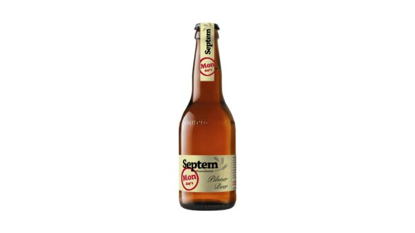 septem mondays bottle