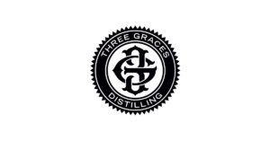 three graces distilling logo